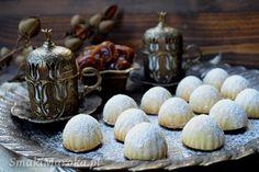 Maamoul - arabskie ciasteczka z daktylami