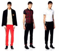 McQ Fall/Winter 2012 Collection