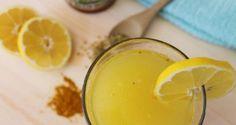 De dag kan je niet gezonder starten dan met een beker citroenwater met kurkuma. Deze geneeskrachtige drank werkt het beste op lege maag en werkt altijd!