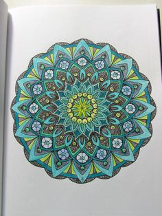 Amazon.com: Roseanne M.'s review of Creative Haven Entangled Coloring Book (Cr...