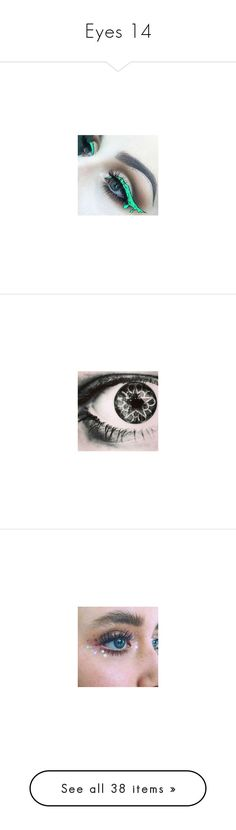 """Eyes 14"" by musicmelody1 ❤ liked on Polyvore featuring beauty products, makeup, eye makeup, eyes, black veil brides, bvb, beauty, pictures, photos and pics"