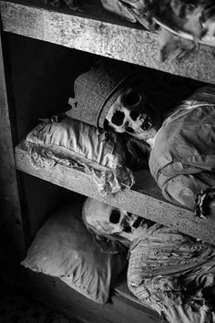 crypt keepers. Perhaps this is where MR Death comes from ?