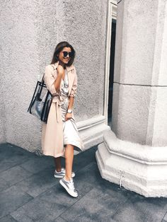 street style look outfit pink pastel dior
