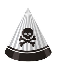 Pirate Parrty! Child Size Party Hats