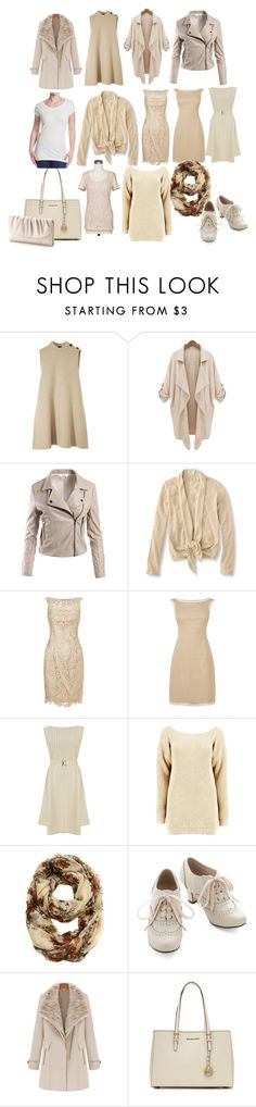 """""""Essence"""" by doubleletterlady ❤ liked on Polyvore featuring Derek Lam, Sans Souci, L.L.Bean, Adrianna Papell, Theory, MICHAEL Michael Kors and Apt. 9"""