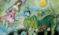 LOVE Chagall! SHOWS THAT MATTER: The Legacy of Invention in Chagall's Jewish School of Paris