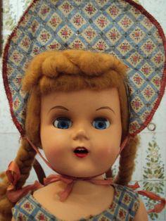 Brinquedo Antigo, Rara Boneca Marta Da Trol Na Caixa Anos 50 - R$ 380,00 no MercadoLivre