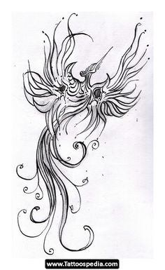 Image detail for -phoenix tattoo by on deviantART