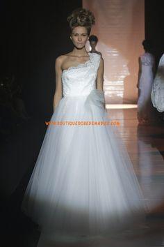 Robe de mariée dentelle col V dos nu sexy  Robe de mariée dentelle ...