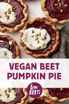 Pink pie oh my! Sure to wow at this year's Thanksgiving!