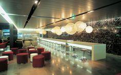 Qantas Business Lounge Singapore