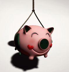 ASN Love Pig