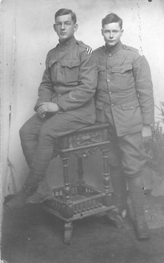 US soldiers of the 3rd Division, 30th Infantry Regiment. Note the rings on their left pinkie fingers.