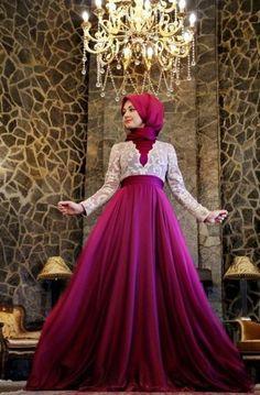 Wedding Hijab Simple Hijab Fashion for Wedding Hijab Gown, Hijab Evening Dress, Chiffon Evening Dresses, Formal Evening Dresses, Dress Formal, Prom Dresses, Islamic Fashion, Muslim Fashion, Hijab Fashion