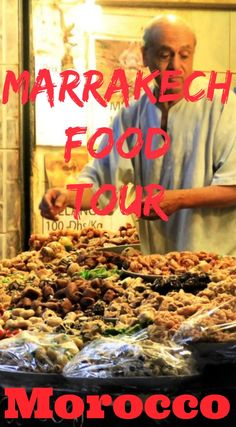 I loved this foodie tour with Marrakech Food Tours - one of my best experiences in Morocco! Read all about it on my blog.