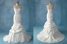Alfred Angelo 201 Ariel Mermaid Wedding Dress Wedding Dress