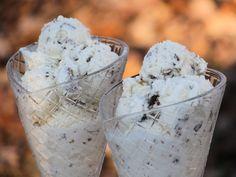 Homemade Vanilla Peanut Butter Cup Ice Cream #cookformom #sundaysupper #whisk via @Angie Barrett