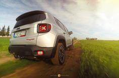https://flic.kr/p/DuSAnN | Jeep Renegade Trailhawk | Let's take a dirty photo...