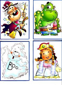 cartas para inventar cuentos - Glòria P - Picasa Web Albums Kids Cuts, Birthday Clipart, Math For Kids, Teaching Kids, Ideas Para, Montessori, Fairy Tales, Preschool, Paper Crafts