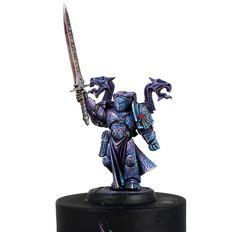 FRANCE 2012 - Warhammer 40,000 Single Miniature - Demon Winner, the unofficial Golden Demon website