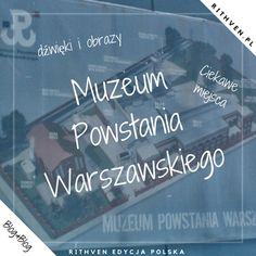 Muzeum Powstania Warszawskiego Best Blogs, My Passion, Website, Cards, Poland, My Crush, Maps, Playing Cards