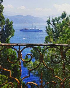 Breathtaking viewpoints....  .  #portofino #port #yachts #portofinobay #italy #viewpoints #picoftheday #mypassions #timeispriceless #timeisluxury #lovetolive #luxury #luxurylife #luxuryhotel #lifestyle #luxurylifestyle #classyandposh #mylife #myfablife #lovemylife #loverichlife #lifeasitshouldbe #mytravelgram