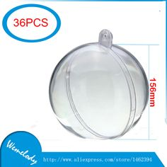 $150.94 (Buy here: https://alitems.com/g/1e8d114494ebda23ff8b16525dc3e8/?i=5&ulp=https%3A%2F%2Fwww.aliexpress.com%2Fitem%2F36pcs-Big-size-156MM-party-Plastic-Clear-Transparent-Balls-Christmas-Decorations-Xmas-Ornament-Tree-Gift-Bauble%2F32609409733.html ) 36pcs Big size 156MM party Plastic Clear Transparent Balls Christmas Decorations,Xmas Ornament Tree Gift, Bauble Candy Box Craft for just $150.94