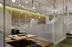 Diaoye Niunan Restaurant by Golucci International Design, Beijing – China » Retail Design Blog