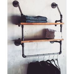 Customize you style with piper's workshop by pipers_workshop Building Furniture, Pipe Furniture, Industrial Furniture, Pipe Desk, Pipe Table, Diy Iron Pipe, Black Pipe, Pipe Shelves, Industrial Pipe