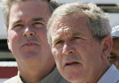 If Liberals Don't Wake Up, We're Going to Have Another Bush in the White House.  VOTE the GOP OUT in NOV!  VOTE!