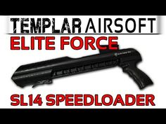 Here I review the latest speed loader from Elite Force: The SL14. New to the UK, having been available in the United States for approximately a year now, I was lucky enough to have one sent over to me from the awesome guys over at Armex. So what makes this speed loader stand out above the rest? Read on and all shall be revealed! - See more at: http://www.templarairsoft.com/elite-force-sl14-speed-loader/#sthash.blCa35iF.dpuf
