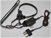 Kehlkopfmikrofone der Wehrmacht Ham Radio, Headphones, Electronics, History, Upper Lip, Headpieces, Ear Phones, Consumer Electronics