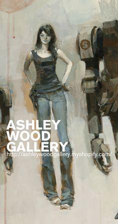 Ashley Wood | Artist - Ashley Wood | Pinterest