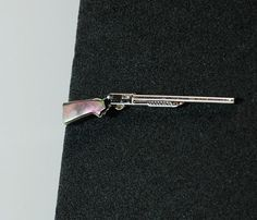 Huge Selection On Sale Rifle Tie Clip
