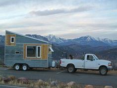 tiny house on wheels in durango, colorado