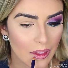 Está no Universo da Cris no YouTube, o vídeo completo dessa make maravilhosa! Assistam e vejam como deslumbrar com boca tudo e olho tudo! #Dazzle #maquiagem #makeup #make #universofeminino #makelançamento #hinode #lifestyle #vivadiasdealegria #VivaHinode