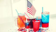 Red, White And Booze: Best Patriotic, Alcoholic Fourth Of July Drinks