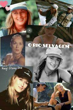 Rio Selvagem - Meryl Streep