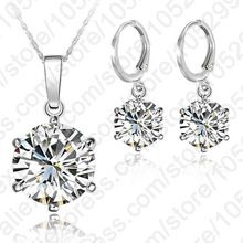 Check out the site: www.nadmart.com   http://www.nadmart.com/products/hot-woman-925-sterling-silver-jewelry-sets-cz-diamond-cubic-zircon-crystal-lever-back-earrings-pendant-necklace-nice-gifts/   Price: $US $1.01 & FREE Shipping Worldwide!   #onlineshopping #nadmartonline #shopnow #shoponline #buynow