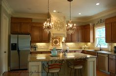 Absolutely.Seriously.Fabulous!!: Simple Changes To Create A Fabulous Kitchen