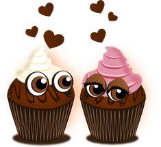 Skumkake til mai! Recipe Sites, Recipes, Chocolate Fudge Cake, Brownies, Diy And Crafts, Deserts, Food And Drink, Xmas, Cupcakes