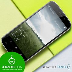Believe in something that purely defines you and choose ‪#‎iDROID‬ ‪#‎Tango2‬ available only for $169.99. http://www.idroidusa.com/english/tango-2-black.html