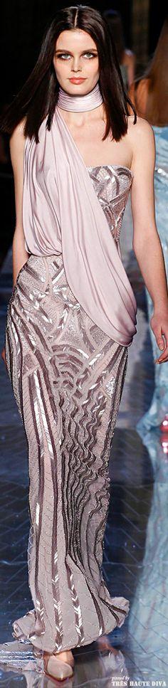 Spring 2014 Atelier Versace