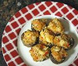 Crab Stuffed Mushrooms . . . my favorite appetizer!