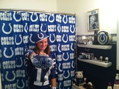 Colt Bathroom We Are Coltstrong Gallery Indianapolis Colts