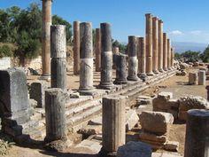 Nysa Antik Kenti | Türkiye'deki Antik Kentler | Aydın - Sultanhisar