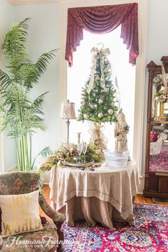 HermannFurniture Christmas at the Mansion 2015 5607
