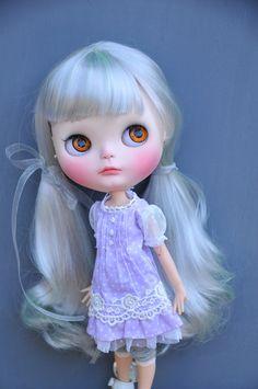 Custom Blythe Doll AURA