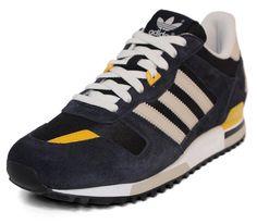 adidas Originals ZX 700 – Legend Ink / Black – Bliss #sneakers #kicks