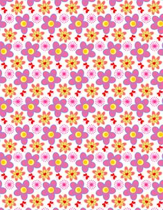 Vibrant summer petal and butterflies pattern http://creativenerds.co.uk/freebies/vibrant-summer-petal-and-butterflies-pattern/?utm_campaign=coschedule&utm_source=pinterest&utm_medium=Creative%20Nerds%20(Blog%20Posts)&utm_content=Vibrant%20summer%20petal%20and%20butterflies%20pattern